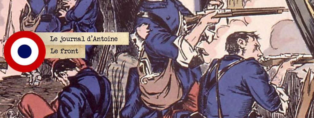 26 février 1915 – Berry-au-Bac – Journal d'AntoineDrouot