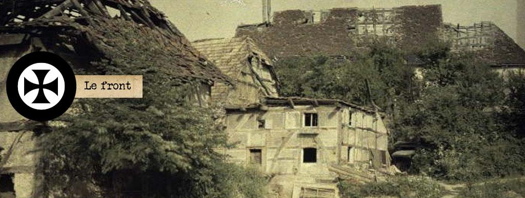 2 mars 1915 – Berry-au-Bac – FranzSchäfer