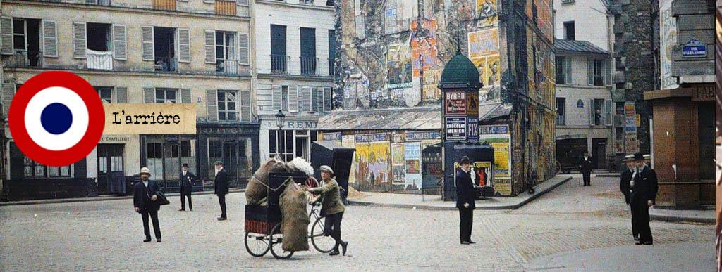 9 mars 1915 – Paris – MauriceChaumette