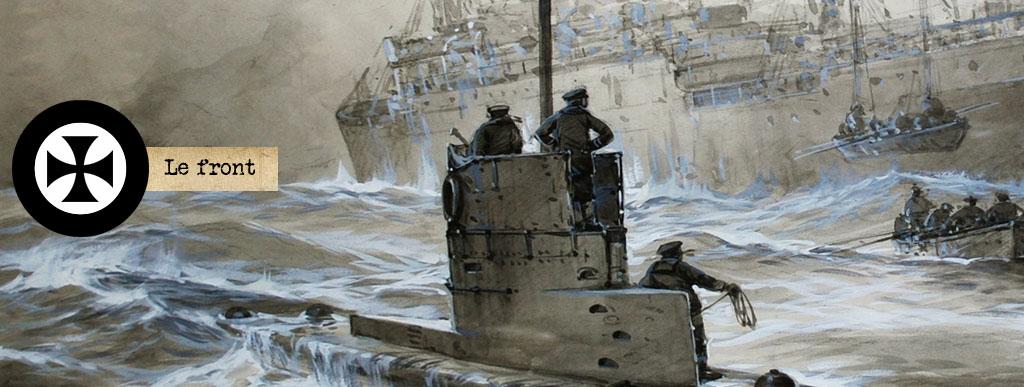 27 février 1915 – Mer du Nord – JohannKiefer