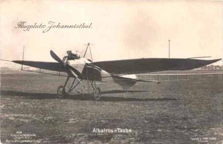 AlbatrosTaube1914
