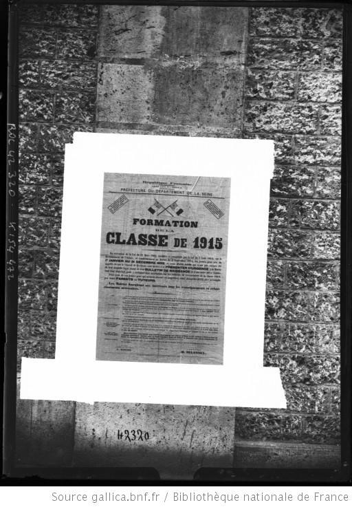 Classe 1915