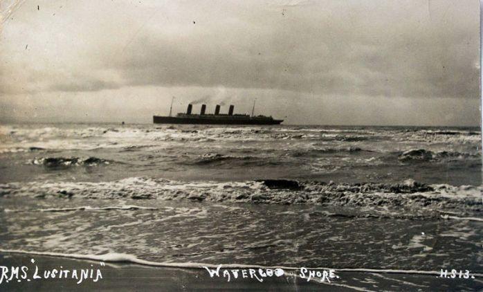Waterloo-lusitania
